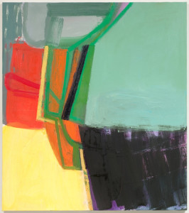 Amy Sillman Untitled, 2008, oil on canvas, 51 x 45 inches. Image courtesy of Steven Zevitas Gallery