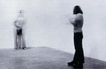 Chris Burden, Shoot, still from a super 8, 1971