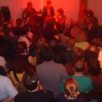 The Strokes play the closing event at Gallery Bershad in 2001