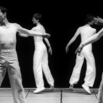 From a 1979 performance of Lucinda Childs's DANCE. Image credit: Nathaniel Tileston.