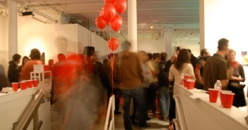 Big Red Shindig, Mills Gallery, Boston Center for the Arts Saturday September 29th, 2012