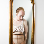 Caleb Cole, Her Reflection, Archival Inkjet Print, 2007
