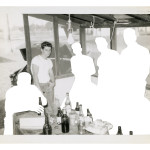Caleb Cole, With the Boys, Archival Inkjet Print, 2011.