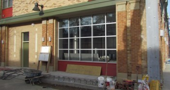 The Erick Jean Center for the Arts is on one end of the building at 155-157 Washington Street. Image Courtesy of The Dorchester Arts Collaborative.