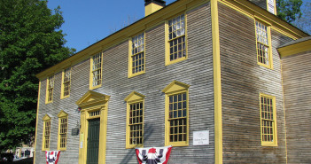Folsom Tavern, 1775. The American Independence Museum, Exeter, NH. Photo courtesy of Oliva732000 on Flickr.