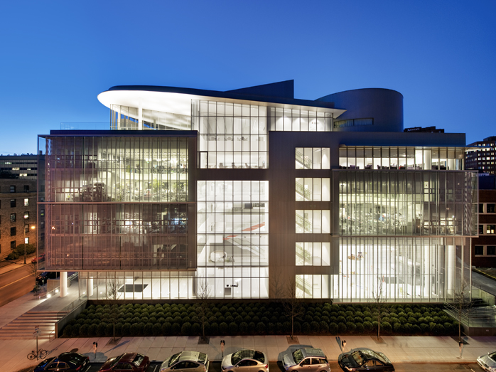 MIT Media Lab, Location: Cambridge MA, Architect: Maki and Associates, Leers Weinzapfel Associates
