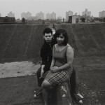 Untitled, [Couple on Rooftop], from East 100th Street series Bruce Davidson (American, born in 1933) 1967–68, printed 1969 Photograph, gelatin silver print *Museum of Fine Arts, Boston.  Museum purchase with funds donated by Haluk and Elisa Soykan and the Ernest Wadsworth Longfellow Fund *© Bruce Davidson/Magnum Photos *Courtesy Museum of Fine Arts, Boston