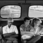 Bruce Davidson Brooklyn Gang (Back of the Bus), New York, 1959 Courtesy of Robert Klein Gallery
