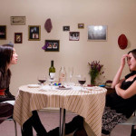 Image from Want a Date with Me? performance project by Joanna Tam. Image courtesy of the artist