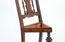 Christian Meade, A Chair for Bucky, 2013. Augmented chair. Courtesy of the SMFA.