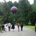 From metaLAB's Science as Spectacle at the Arnold Arboretum. Courtesy of metaLAB.