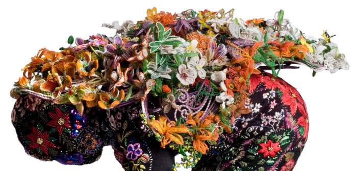 Photo by James Prinz Photography. Courtesy of the Nick Cave and Jack Shainman Gallery, New York.