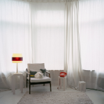 Sarah Malakoff Untitled Interior (B in white room), 2011 On view at M-Projects Image © the artist