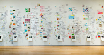 Fresh Eyes, April 21 - Sept 16 2012  Museum of Fine Arts, Boston, Linde Wing of Contemporary Art   [Photo: mfa.org]