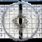 Untitled dreamcatcher by Musa Hixson. Image courtesy of the artist