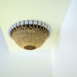 Untitled dome sculpture by Musa Hixson. Image courtesy of the artist