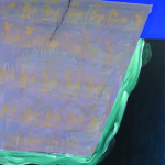 Mira Cantor Meltwater, 2013 60 x 52 inches Acrylic on canvas