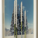 Rabbit Ears Pass & Walden Pond Reverse Rip by Letha Wilson. Image courtesy of the artist