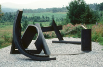 Cold Hollow Sculpture Park.