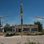 Untitled photo from Broken Businesses series by Chuck Chaney. Image courtesy of the artist