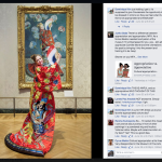 Image and comment thread from the Museum of Fine Arts Boston Facebook page, post dated June 19, 2015.