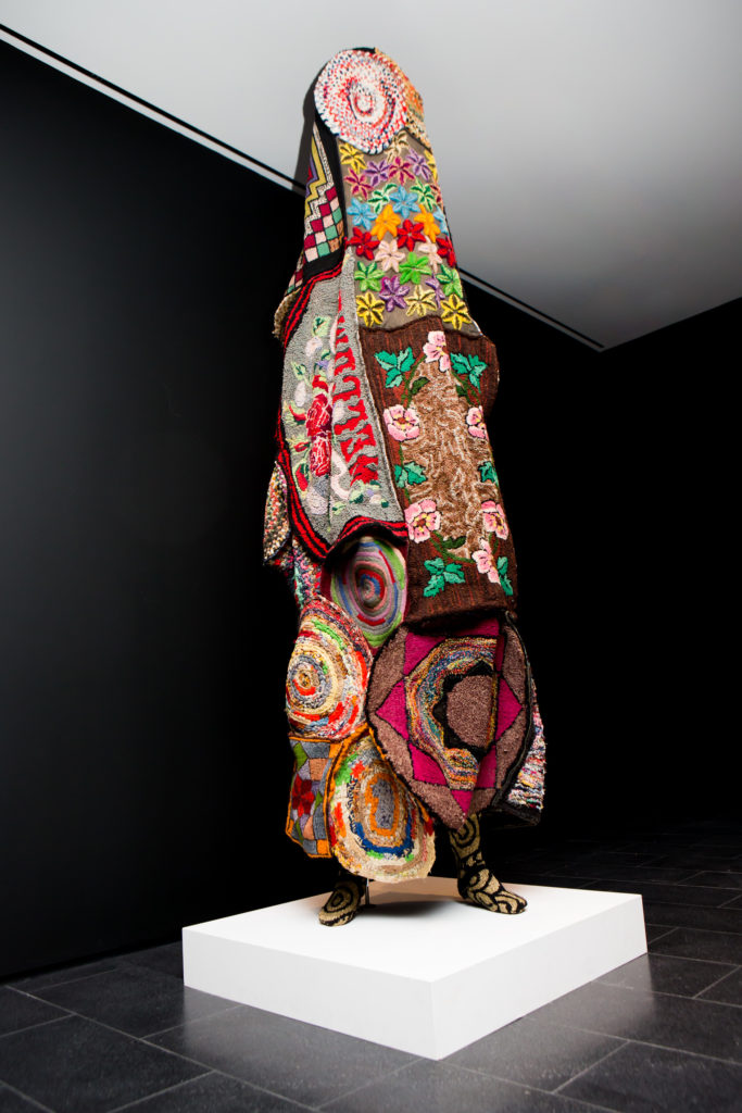 Nick Cave, Soundsuit, 2011. Photo credit: Melissa Blackall.