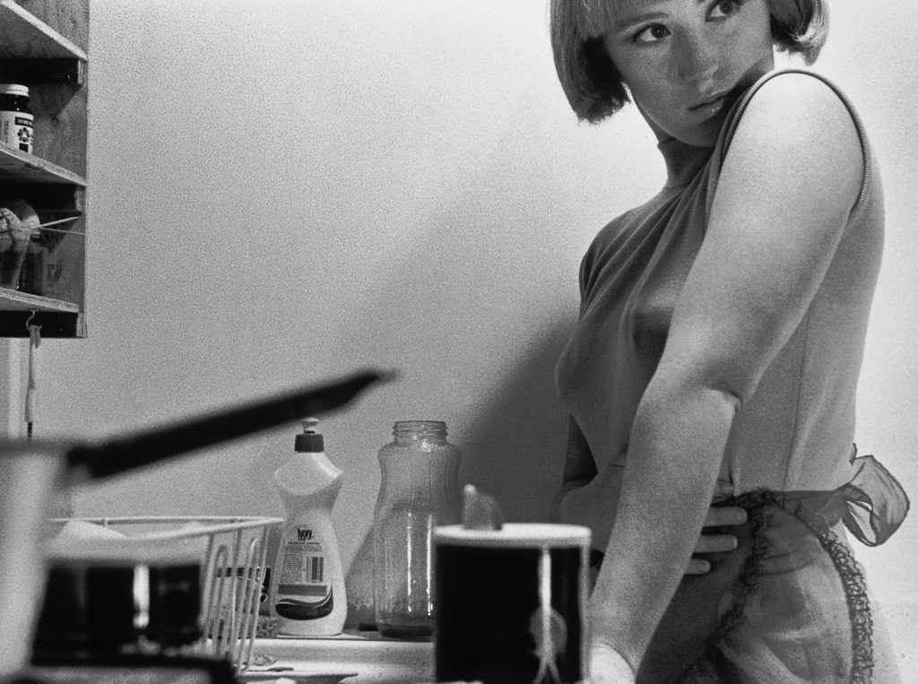 Cindy Sherman, Untitled Film Still #3, 1977. Promised gift of Marlene and David Persky. Courtesy the artist and Metro Pictures. ©2016 Cindy Sherman.