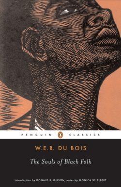 "Cover of W. E. B. Du Bois' ""The Souls of Black Folk"""